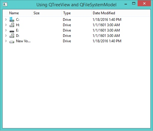 Desktop and Mobile development using RingQt — Ring 1 10