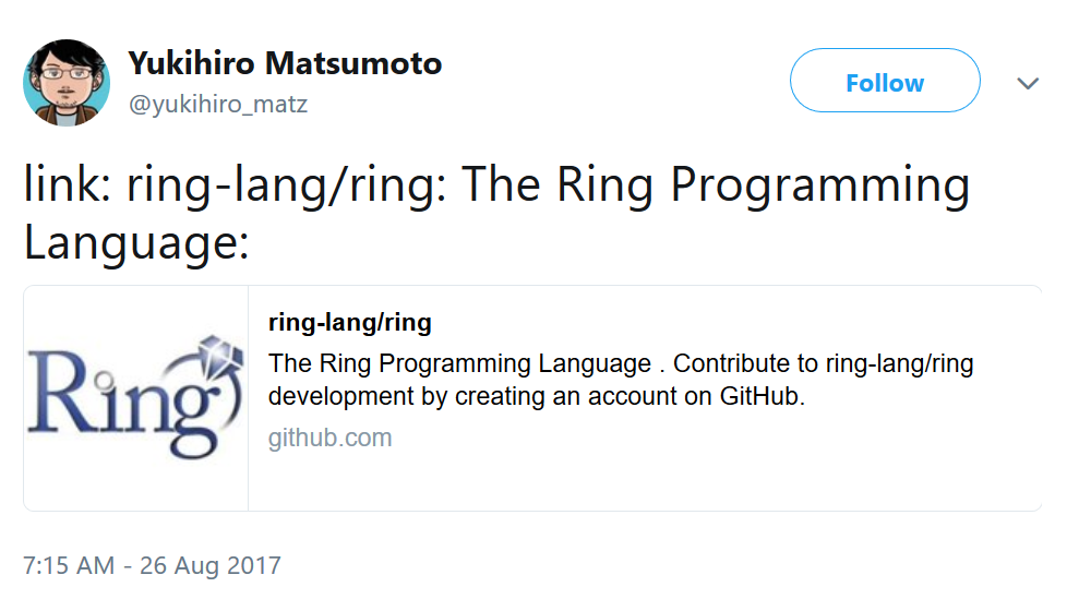 Introduction — Ring 1 9 documentation